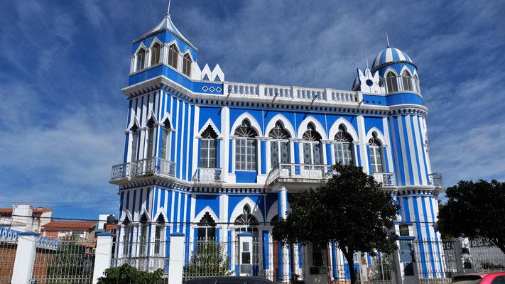Wahrscheinlich das Gemeindehaus von Tarija