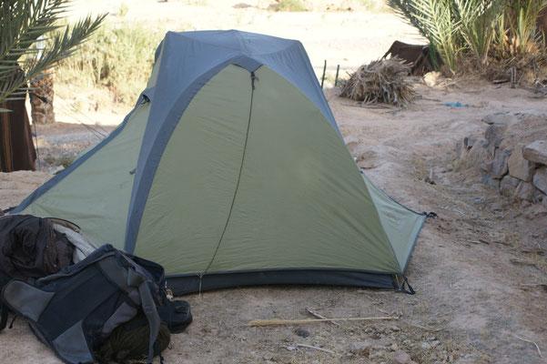 Hier gibt es auch Zeltler