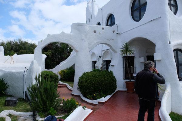 ..erinnert an Gaudi.....