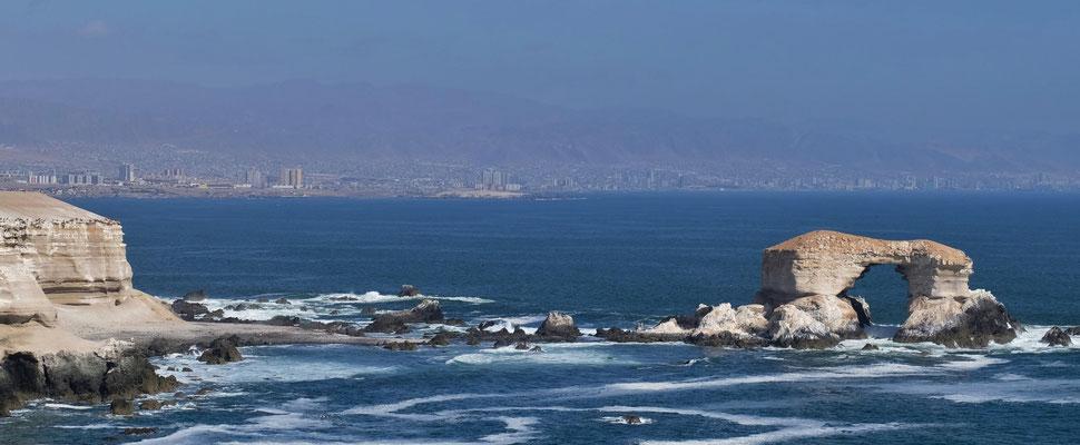 la Portada in Antofagasta