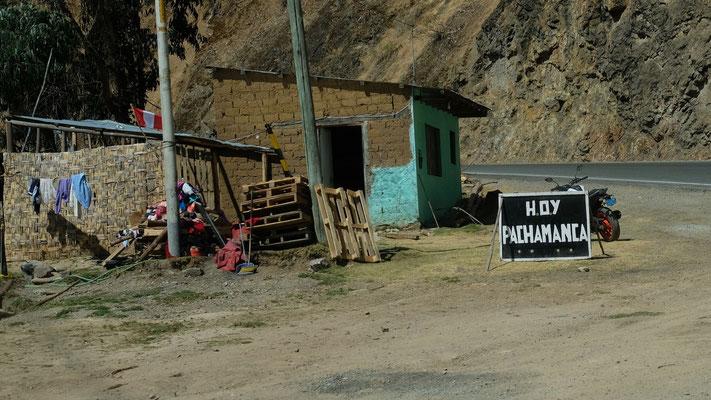 viele Menschen leben in dieser Region