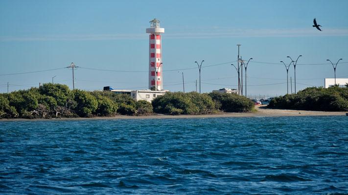 Wieder zurück am Anlegesteg in Puerto Mateos
