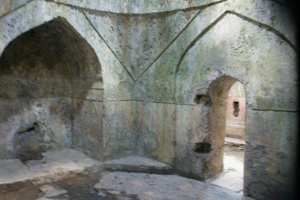 Im alten Hammam