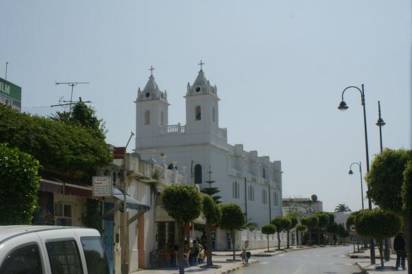 Kirche in Asilah....
