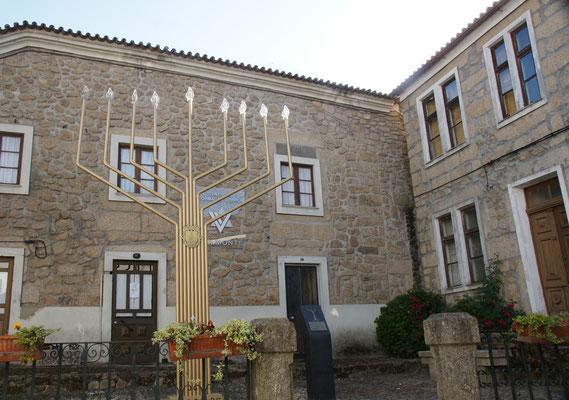 Das jüdische Zentrum von Belmonte