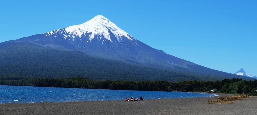 Gleich zwei Vulkane auf einmal