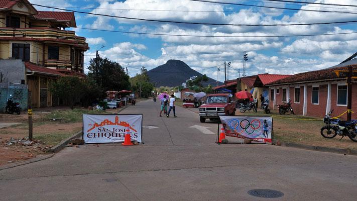 """Eine """" Olympiade"""" findet statt in San Jose de Chiquito"""