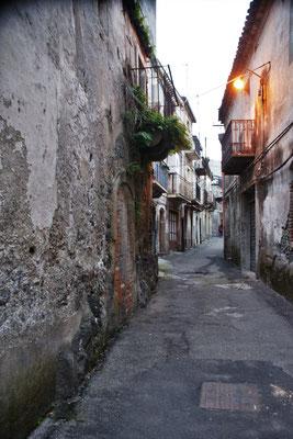 Die Gemäuer sind die meisten auch schon etwas älter in Francavilla.