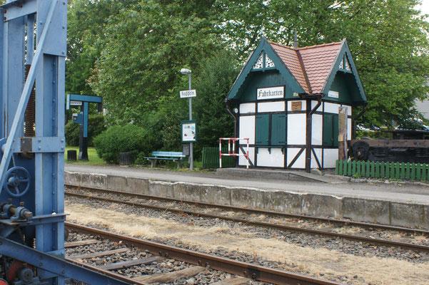Der alt Bahnhof