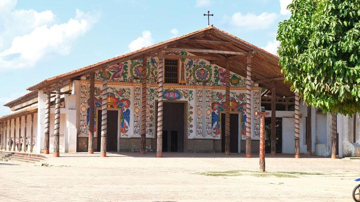 San Ignacio de Moxxos.