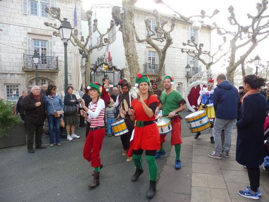 Trommelwirbel in St.Jean de Luz