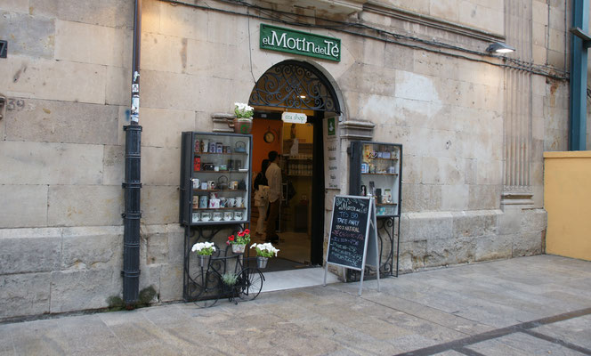 Klein aber fein in Salamanca