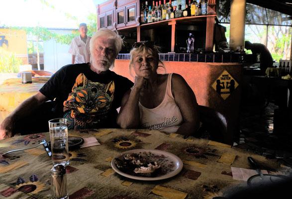 Yolanda und Kurt aus dem Aargau