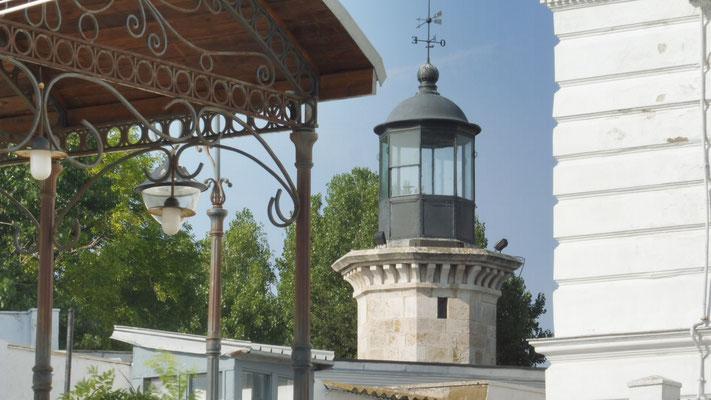 Der Leuchtturm von Constanta