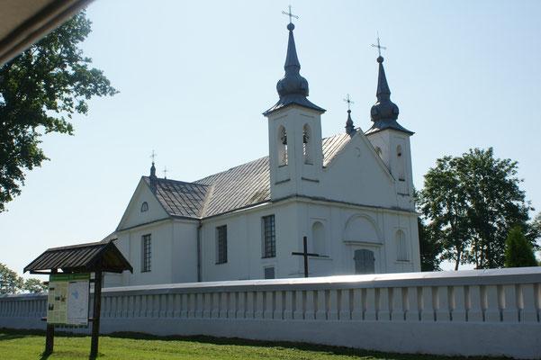 Immer wieder schöne Kirchen