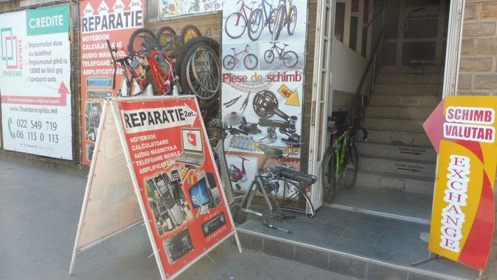 Gute Adresse für Fahrradreparaturen Strada Ismail in Chisinau