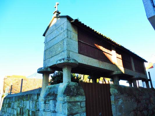 Ein Speicher mitten in Portonovo