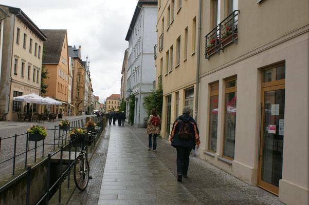 Gemütliche Altstadt