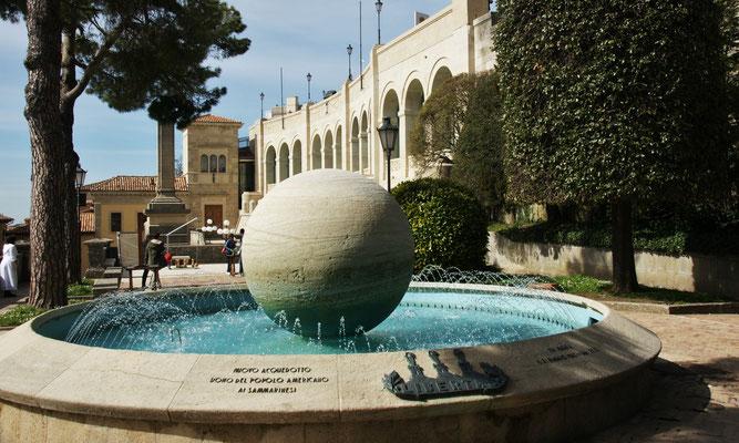 Der Freiheitsbrunnen
