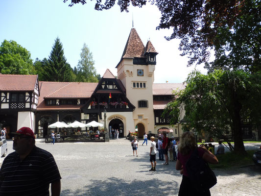 Schloss Peles in Sinaia