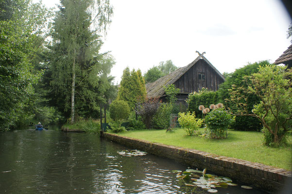 schöne alte Anwesen