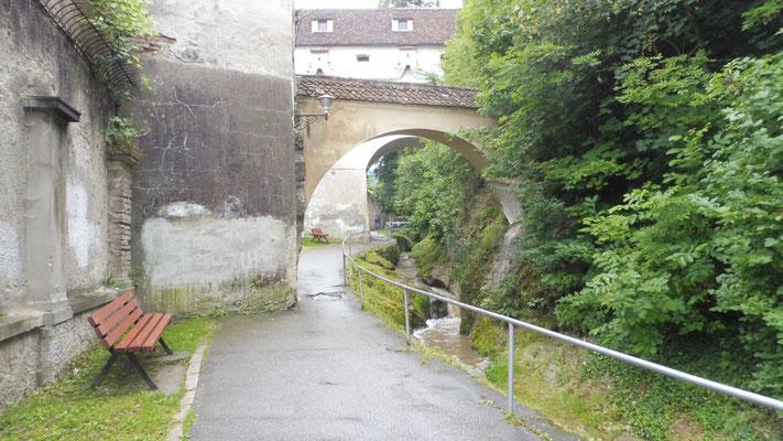 Die Stadtmauer von Brasov
