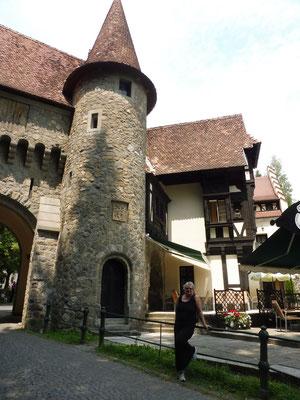 Schloss Sigmaringen nachempfunden