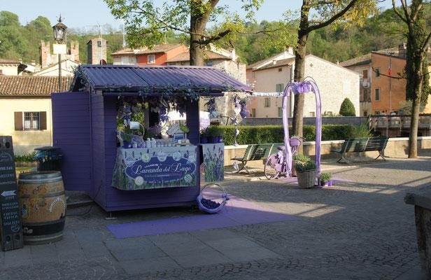 Der Lavendel duftet betörend