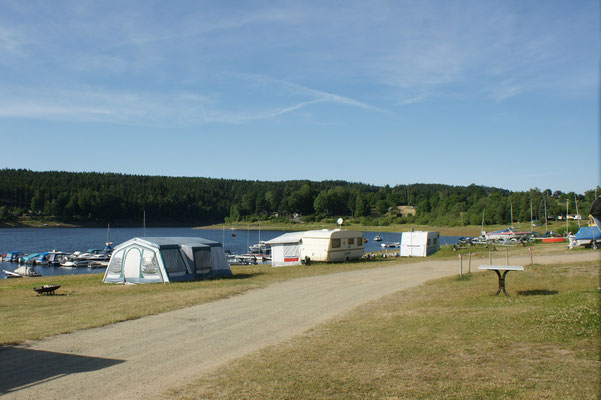 Camping Saalburg Kloster