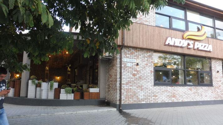 Andys Pizzeria
