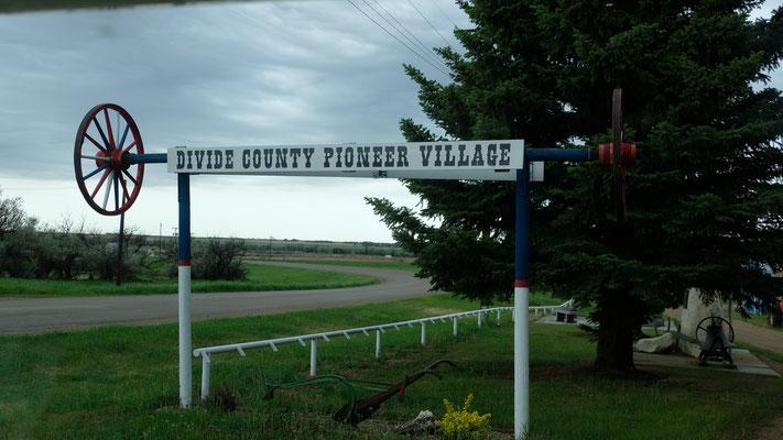 Das Pioneer Dorf ist....