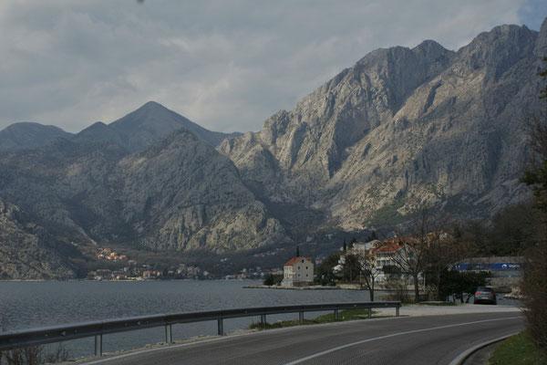 Montenegro macht seinem Namen alle Ehre