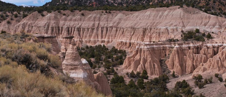 Göreme in Utah ässt grüssen