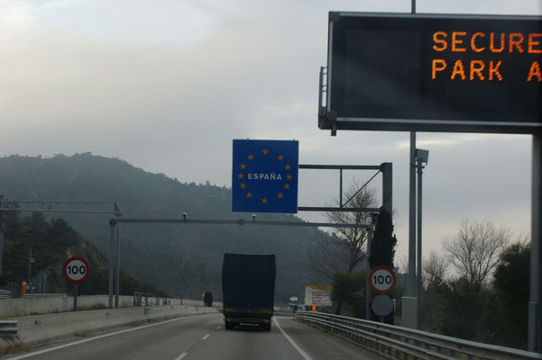 Spanien olè. Ab jetzt keine Mautstrasse mehr