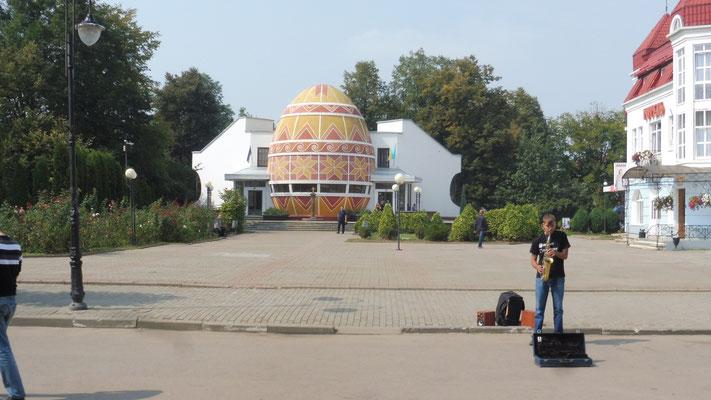 Das Ostereimuseum in Kolomnya