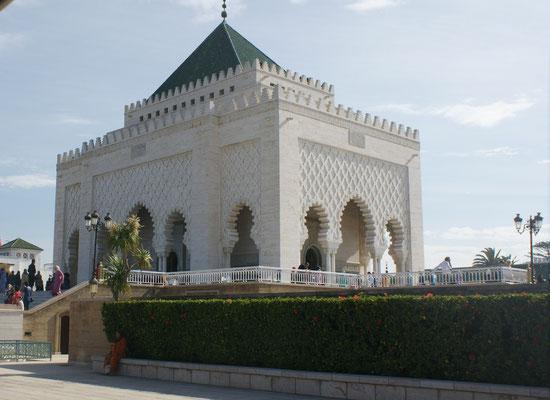 .. mit Moschee