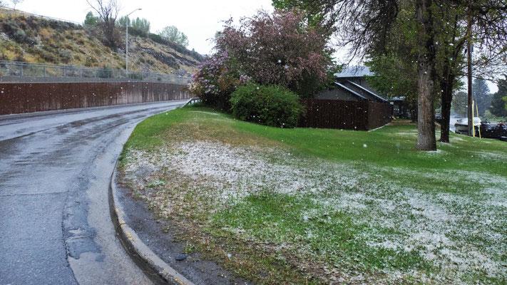 Wann hat es bei uns zum letzten Mal geschneit? Wir wissen es nicht.