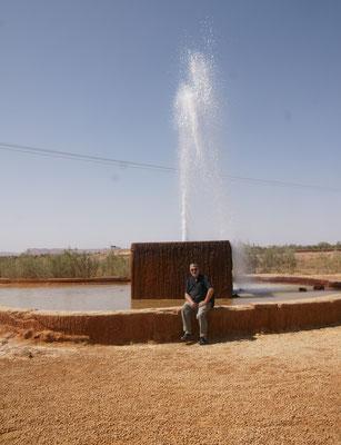 Die ewig sprudelnde Salzwasserquelle