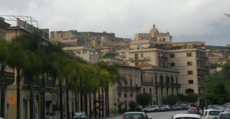 Wieder zurück in Milazzo