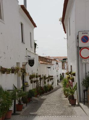 Mouras hübsche Altstadt