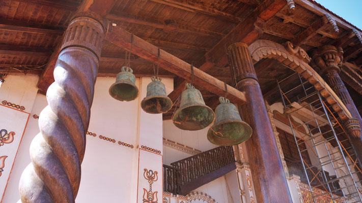 mit den Glocken