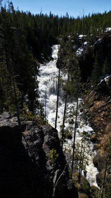 und schon wieder ein Wasserfall