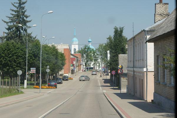 Ludza die älteste Stadt Lettlands.
