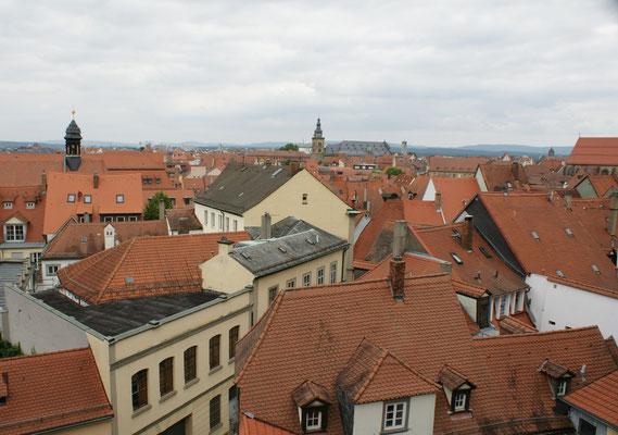 Blick vom Domberg