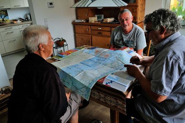 Christa und Walter  geben uns wichtige Tipps für Südamerika
