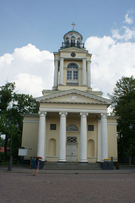 Kirche in Ventspils