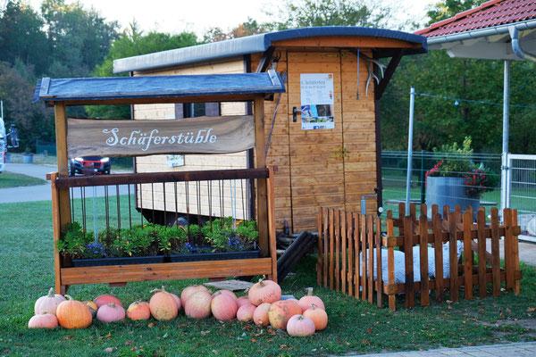 Auf dem Camping in Orsingen steht das Schäferfest bevor.