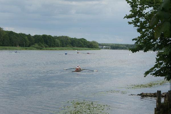 Fluss Pärnu