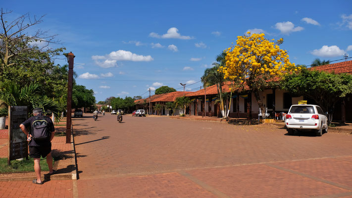 Sehr gepflegtes Zentrum von San Ignacio de Velasco