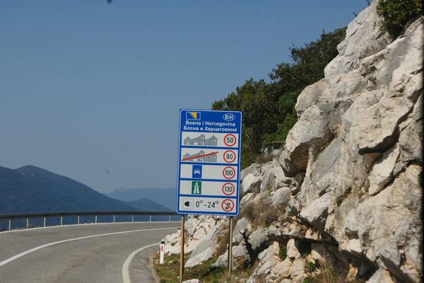 Kurz mal nach Bosnien- Herzegowina